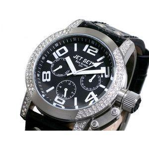 ジェットセット JETSET 腕時計 マルチカレンダー J3064S-237|rcmdse