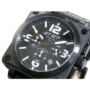 ジェットセット JETSET 腕時計 クロノグラフ メンズ J1890B-257|rcmdse