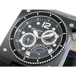 ジェットセット JETSET 腕時計 マルチカレンダー J3172B-247|rcmdse