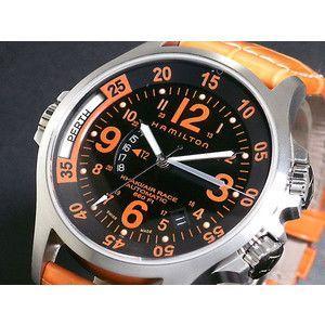 HAMILTON ハミルトン カーキ GMT エアレース 腕時計 時計 H77665973|rcmdse