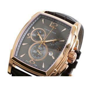 HAMILTON ハミルトン ジャズマスター 腕時計 クロノ H36442585|rcmdse