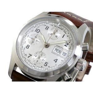 HAMILTON ハミルトン カーキ フィールド オート クロノ 腕時計 H71456533|rcmdse