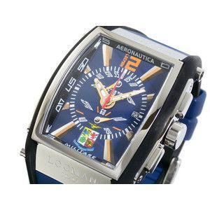 LOCMAN ロックマン 腕時計 時計 アエロナウティカ1000本限定 260 青/青 ラバー|rcmdse