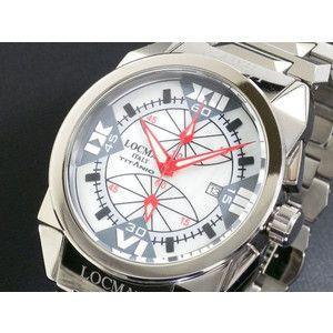 LOCMAN ロックマン 腕時計 時計 ラージ 160 CR MOP-黒|rcmdse