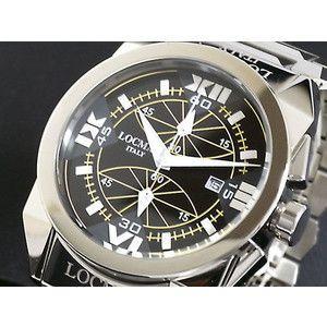 LOCMAN ロックマン 腕時計 時計 ラージ 160 CR 黒-白|rcmdse