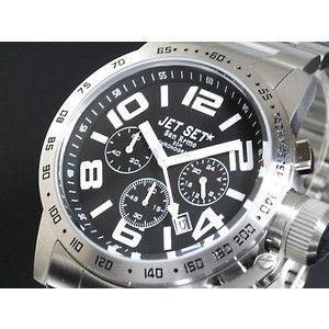 ジェットセット JETSET 腕時計 クロノグラフ メンズ J37573-212|rcmdse