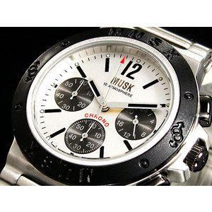 MUSK ムスク 腕時計 クロノグラフ メンズ MMT-011 時計工具付|rcmdse