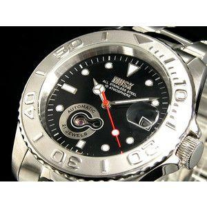 MUSK ムスク 腕時計 自動巻き メンズ MMT-004 時計工具付|rcmdse