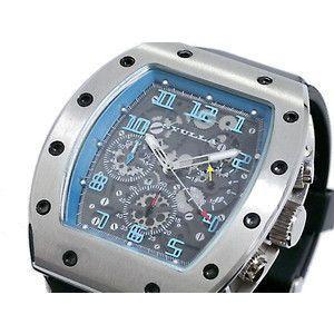 SYULLA シュラ 腕時計 クロノグラフ アーマ S3104-BL|rcmdse