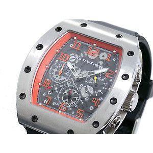 SYULLA シュラ 腕時計 クロノグラフ アーマ S3104-OR|rcmdse