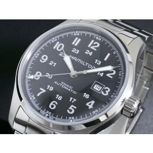 ハミルトン HAMILTON 腕時計 カーキフィールド オート H70625133|rcmdse