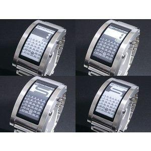 Phosphor フォスファー E Ink 電子ペーパー 腕時計 DC03|rcmdse