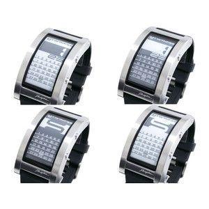 Phosphor フォスファー E Ink 電子ペーパー 腕時計 DC01|rcmdse