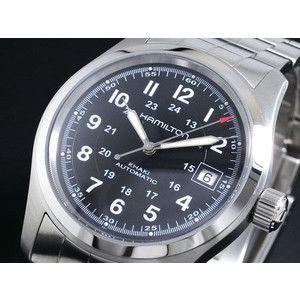 ハミルトン HAMILTON 腕時計 カーキフィールド オート H70455133|rcmdse