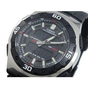 カシオ CASIO 腕時計 アナデジ AQ164W-1A|rcmdse