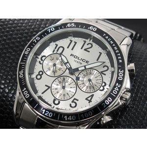 ポリス POLICE 腕時計 ファストレーン メンズ PL12745JS-04M rcmdse
