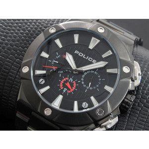 ポリス POLICE 腕時計 サイクロン メンズ PL12740JSB-02M rcmdse