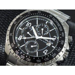 ポリス POLICE 腕時計 TIME メンズ PL12777JS-02M rcmdse