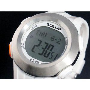 SOLUS ソーラス 腕時計 デジタル 心拍計測機能付き 01-101-003|rcmdse