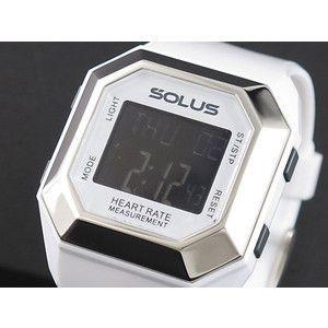 SOLUS ソーラス 腕時計 デジタル 心拍計測機能付き 01-840-002|rcmdse