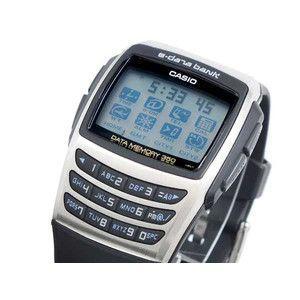 カシオ CASIO データバンク 腕時計 EDB610-1|rcmdse