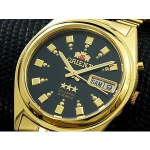 オリエント ORIENT 腕時計 スリースター メンズ URL029EM|rcmdse