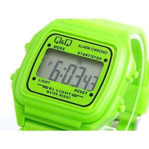 シチズン製 Q&Q 腕時計 カラーデジタル L116J011|rcmdse