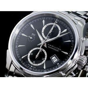 HAMILTON ハミルトン ジャズマスター オートクロノ 腕時計 H32616133|rcmdse