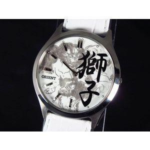 オリエント ORIENT 腕時計 漢字「龍」 FQB2U002W0|rcmdse