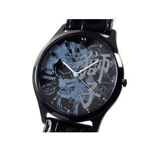 オリエント ORIENT 腕時計 漢字「獅子」 FQB2U004B0|rcmdse