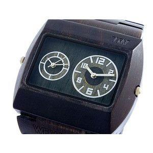 ウィーウッド WEWOOD 木製 腕時計 ジュピター ブラック rcmdse
