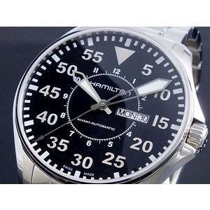 ハミルトン HAMILTON 腕時計 カーキ パイロット H64715135|rcmdse