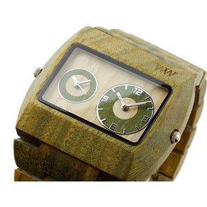 ウィーウッド WEWOOD 木製 腕時計 ジュピター アーミー rcmdse