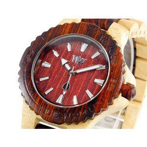 ウィーウッド WEWOOD 木製 腕時計 DATE-BEIGE-BROWN rcmdse