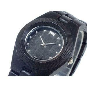 ウィーウッド WEWOOD 木製 腕時計 オデッセイ クリスタルブラック rcmdse