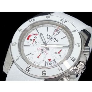 チュードル TUDOR グランツアー GRANTOUR 腕時計 20350W-WHWH|rcmdse