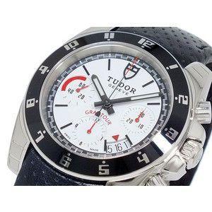 チュードル TUDOR グランツアー GRANTOUR 腕時計 20350N-WHBK|rcmdse