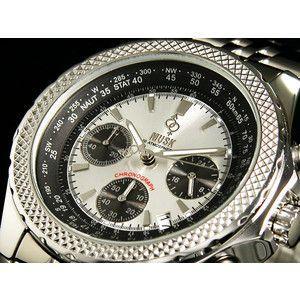 MUSKムスク クロノグラフ腕時計MMT-010 工具付き|rcmdse