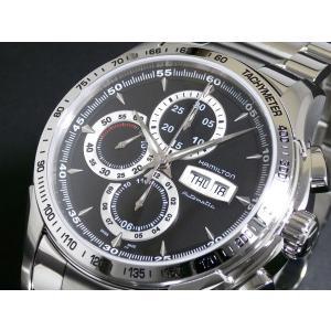 HAMILTON ハミルトン ロード 腕時計 クロノグラフ 自動巻き H32816131|rcmdse