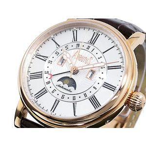 アルブータス ARUBUTUS 腕時計 自動巻き マルチファンクション AR211RWF|rcmdse