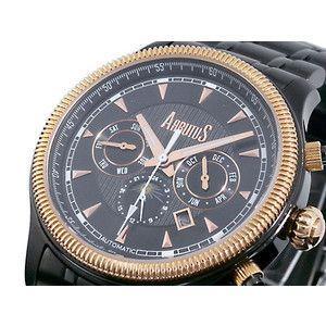 アルブータス ARUBUTUS 腕時計 自動巻き マルチファンクション AR210BBS|rcmdse