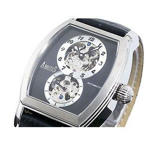 アルブータス ARUBUTUS 腕時計 自動巻き デュアルタイム AR201BB|rcmdse