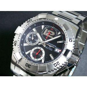 ロンジン LONGINES 腕時計 ハイドロコンクエスト L3.651.4.56.6|rcmdse