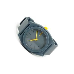 ニクソン NIXON タイムテラーP TIME TELLER P 腕時計 ユニセックス A119-1244 スチールグレー|rcmdse|02