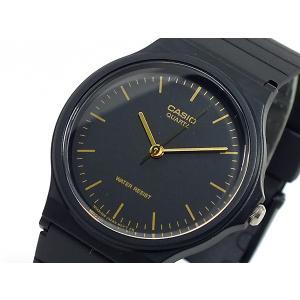 カシオ CASIO クオーツ 腕時計 MQ24-1EL ブラック|rcmdse