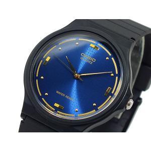 カシオ CASIO クオーツ 腕時計 MQ76-2AL ブルー|rcmdse