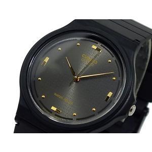カシオ CASIO クオーツ 腕時計 MQ76-1AL メタルブラック|rcmdse