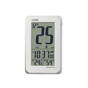 シチズン スマートコートS デジタル電波めざまし時計 8RZ139-003|rcmdse