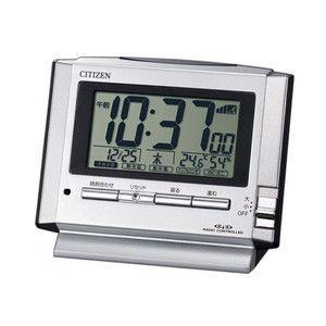 シチズン パルデジットユーイ 電波めざまし時計 8RZ134-019|rcmdse