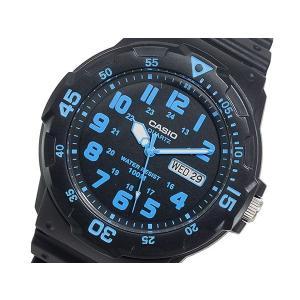 カシオ CASIO ダイバールック メンズ 腕時計 MRW-200H-2B ポイント10倍